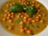 Krémová kvasnicová polévka s bazalkou recept