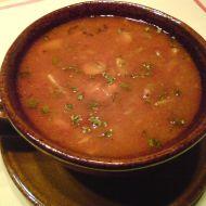 Kuřecí gulášová polévka recept
