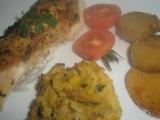 Kuře plněné bramborami recept