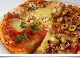 Pizza (celozrnná) recept