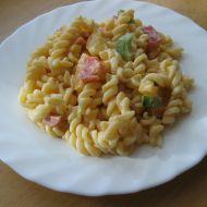 Těstovinový salát Bonjour recept