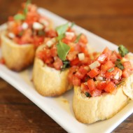Bruschetta recept