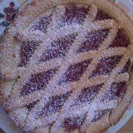 Jogurtová crostata s marmeládou recept