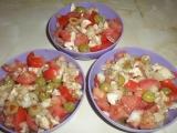 Salát Rimini recept