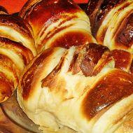 Expresní snídaňové croissanty s nutellou recept
