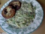 Kapustovo-houbove ragu recept