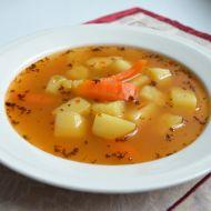 Podzimní bramborová polévka recept
