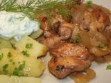 Kuřecí s Vegemite na cibuli a česneku recept