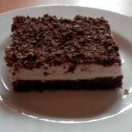 Brusinkovo-čokoládové řezy recept