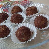 Marcipánové kuličky recept