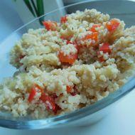 Kuskusový salát s cuketou recept