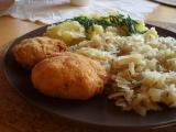 Křehké sojové karbanátky recept