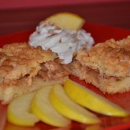 Jablečný koláč hraběnka recept