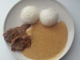 Námořnické roštěnky s pečenou rýží recept