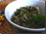 Mleté maso s mangoldem recept