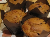 Pravé americké muffiny recept