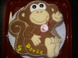 Dort opička recept