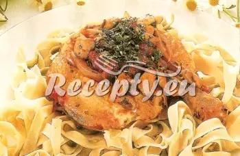 Kuře na celeru recept  drůbeží maso