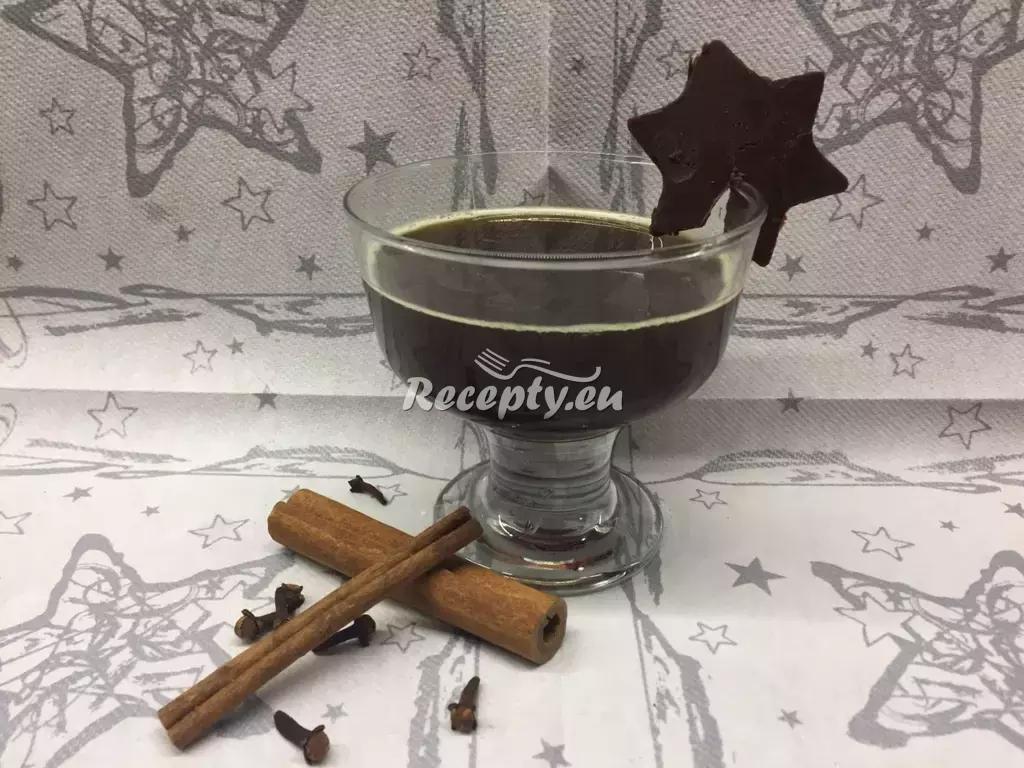Kořeněná káva recept  teplé nápoje