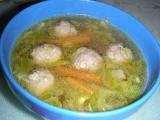 Vývar se zimní zeleninou recept