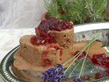 Mražená čokoládová pěna recept