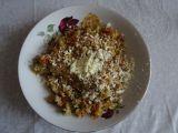 Bulgur se zeleninou v parním hrnci recept
