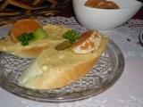 Arašídová pomazánka recept