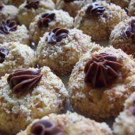 Ořechové koláčky recept