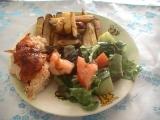 Dietní večeře recept