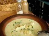 Jáhlové knedlíčky do polévky recept