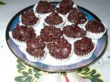 Nepečené višně v čokoládě recept
