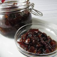 Cibulové chutney recept
