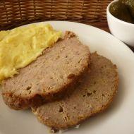 Sekaná z vepřového a hovězího masa recept