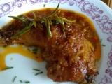 Marinovná kuřecí stehna recept