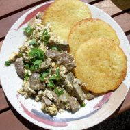 Valašské škračky recept