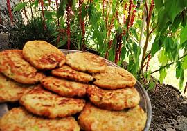 Lívance z cukety a ovesných vloček recept