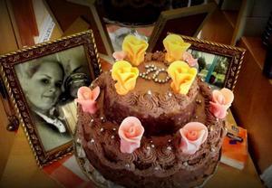 Krém na zdobení dortů