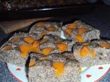 Meruňkový makovec recept