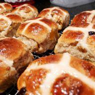 Hot cross buns recept