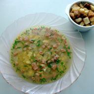 Ředkvičková polévka s vejci recept