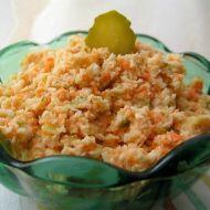 Pomazánka z mrkve a celeru recept