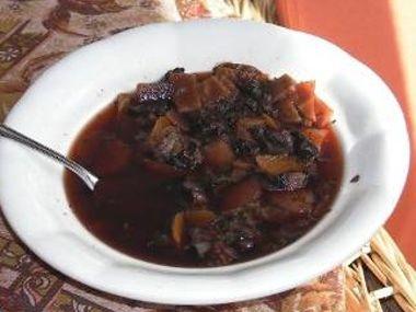 Bedlová polévka