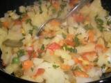 Můj bramborový salát recept