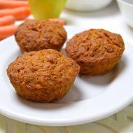Výborné mrkvové muffiny recept