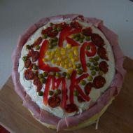 Míšin chlebový dort recept