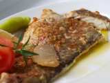 Filet z ryby Bibi na citronech s kouřovou vůní recept