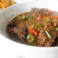 Hovězí pikantní guláš recept