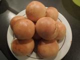 Jablkové bochánky recept