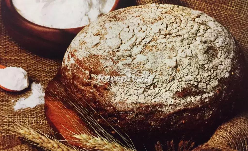 Domácí chléb se sýrem recept  pečivo