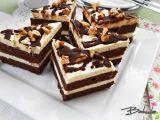 Ořechové trojúhelníky recept